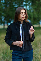 Куртка женская Feel and Fly Alder Black S Черный 022001, КОД: 1782035