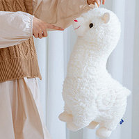 Альпака мягкая игрушка подушка подарок