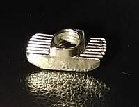 Сухарь алюминиевый для станочного профиля