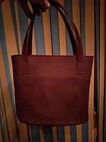 Кожаная женская сумка ручной работы, фото 1