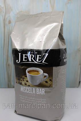 Кава зерно Don Jerez miscela bar 1 кг