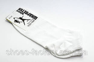 Женские носки, White\Белые