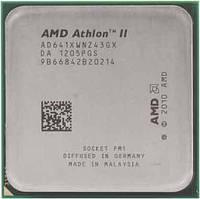 Процесор AMD Athlon II X4 641 2.8 GHz/ 4MB (AD641XWNZ43GX) Socket FM1, фото 1