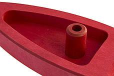 Шлюпка Nick Sukonnik деревянная Красный (NIC526460), фото 2