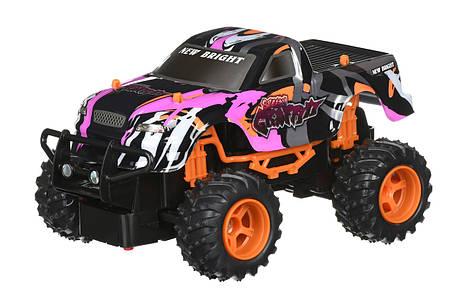 Машинка на р / у New Bright 1:24 GRAFFITI TRUCK Фиолетовый (2408F), фото 2