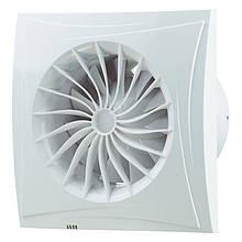Вентилятор BLAUBERG Sileo 100 S Белый 200115624000, КОД: 1686805
