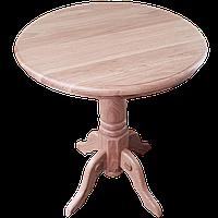 Журнальный столик Клевер Мебель 45х45х76 см Натуральный hubTobb21686, КОД: 1787054