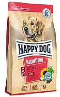 Корм для собак сухой Happy Dog Premium Natur Croq Active Хеппи Дог Натур Крок Актив 15 кг, КОД: 1618807
