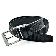 Кожаный ремень Le-Mon nw-ua-35k-002 110-125 см Черный nw-ua-35k-002, КОД: 1605279
