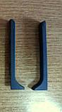 Заглушки металлические левая+правая для плинтуса Profilpas Metal Line 90/, фото 9
