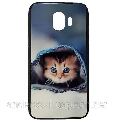 Чехол Samsung J2 PRO Cat