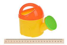 Набор для игры с песком Same Toy 6 шт.Зелений (HY-1142WUt-1), фото 3