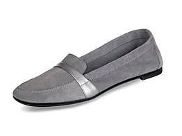 Женские туфли Mida 39 Серый 21674 251 39, КОД: 1540963