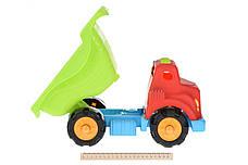 Набір для гри з піском Same Toy 6 шт. Вантажівка Червоний (973Ut-1), фото 3
