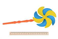 Набір для гри з піском Same Toy 8 шт. з Повітряною вертушкою та відерцем (HY-1207WUt-3), фото 3