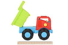 Набор для игры с песком Same To 6 шт. Грузовик Красный (988Ut-1), фото 2