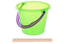 Набор для игры с песком Same Toy 8 шт. с Воздушной вертушкой и ведерком (HY-1207WUt-1), фото 2