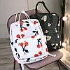 Сумка-рюкзак с модными принтами, фото 2