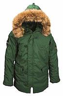 Куртка Alpha Industries Altitude 3XL Forest Green, КОД: 1313193