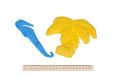 Набор для игры с песком Same Toy 8 шт.фиолетове Ведерко (HY-1204WUt-2), фото 3