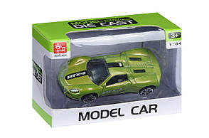 Машинка Same Toy Model Car Спорткар Зеленый (SQ80992-Aut-2), фото 2