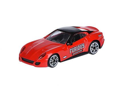 Машинка Same Toy Model Car Спорткар Червоний (SQ80992-Aut-4), фото 2