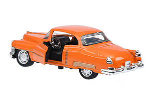 Машинка Same Toy 1:36 Vintage Car Оранжевый (601-4Ut-2), фото 2