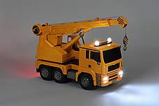 Машинка на р / у Same Toy Подъемный кран (E516-003), фото 3