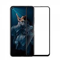 Защитное стекло 6D Glass Premium Huawei Nova 5T Черный 106848, КОД: 1555212