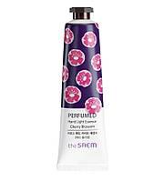 Крем-эссенция для рук парфюмированный The Saem Perfumed Hand Light Essence Cherry Blossom 30 мл 8, КОД: 1787588