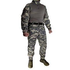 Костюм тактический ESDY A751 UCP размер XXL Камуфляж 4250-12460, КОД: 1650945