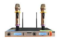 Микрофон DM UG-X9 II Shure Металлик 5074, КОД: 1541554