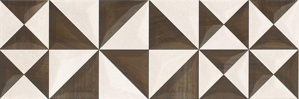 Плитка Opoczno / Geometrica beige inserto GEO 25x75