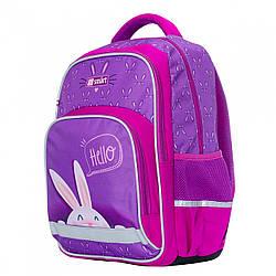 Рюкзак школьный для девочки SMART 558182 SM-04 Hello