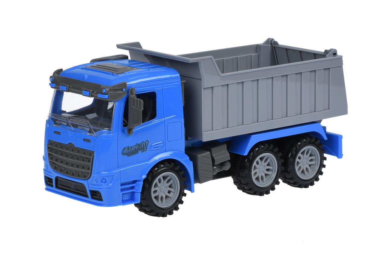 Машинка инерционная Same Toy Truck Самосвал Синий (98-611Ut-2)