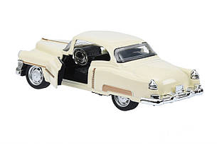 Машинка Same Toy 1:36 Vintage Car Бежевый (601-4Ut-1), фото 2