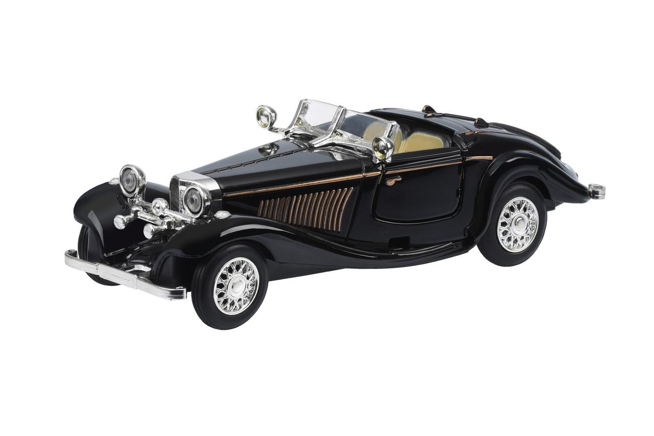 Машинка Same Toy 1:28 Vintage Car Черный (HY62-2AUt-3)