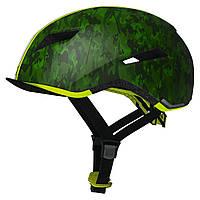 Шолом велосипедний ABUS YADD-I S Credition Camou Green 778681, КОД: 1074501