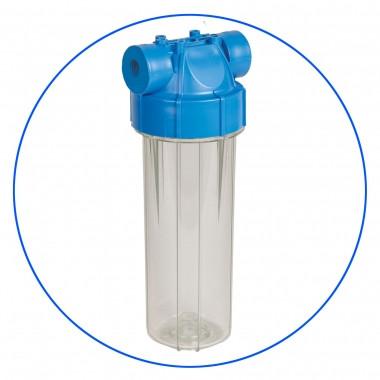 """Корпус фильтра для холодной воды 10"""", рабочее давление 6 бар Aquafilter FHPL1-D"""