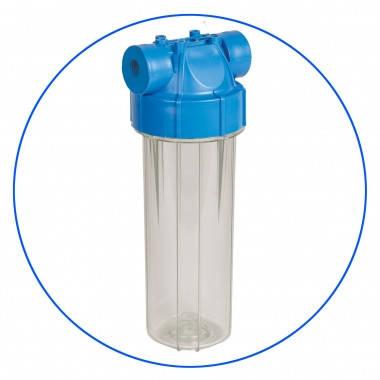 """Корпус фильтра для холодной воды 10"""", рабочее давление 6 бар Aquafilter FHPL1-D, фото 2"""
