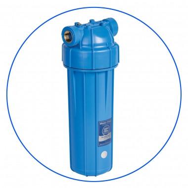 """Корпус фильтра для холодной воды 10"""", рабочее давление 6 бар Aquafilter FHPRN12"""