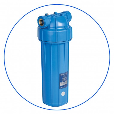 """Корпус фильтра для холодной воды 10"""", рабочее давление 6 бар Aquafilter FHPRN34"""