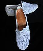 Туфли летние, слипоны Riviera оригинал, размер 40\41