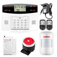 Беспроводной комплект сигнализации GSM Kerui alarm G505 Start LLDNBVDUD786DD, КОД: 1633409