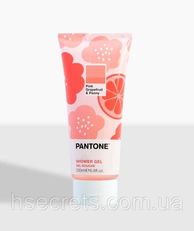 Гель для душа Bubble T - Pantone Pink grapefruit and peony