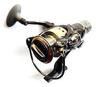 Рыболовная катушка Каида, HA30A, с бейтраннером, 5+1 подш.