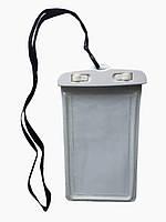 Водонепроницаемый чехол с 2-ной защитой для всех телефонов ERT Белый HbP050378, КОД: 1489349