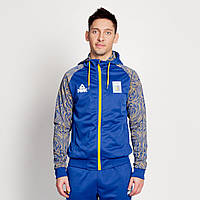 Кофта мужская Peak Sport FS-UM1818NOK-T-BLU S Синяя 6941123665551, КОД: 1375036