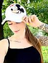 """Комплект Білий Кепка+ футболка """"Міккі"""", фото 2"""
