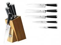 Набор ножей 6 предметов Black Royal Berlinger Haus